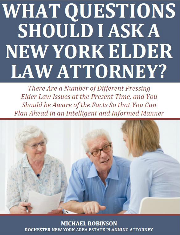 What Questions Should I Ask a New York Elder Law Attorney