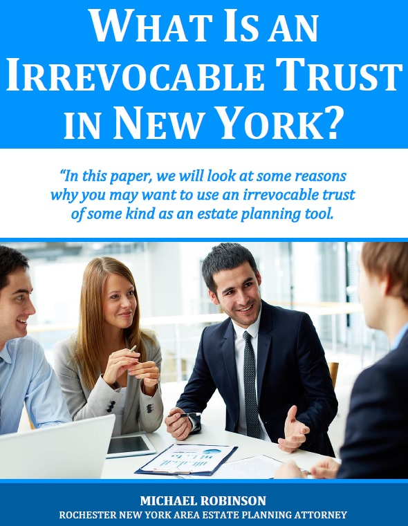 irrevocable trust in new york