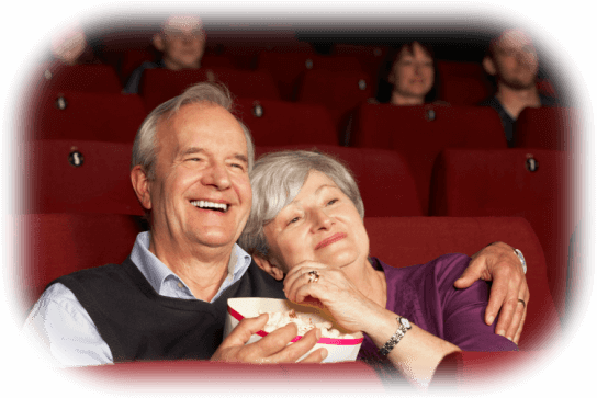 oldcouple enjoy movie a section image for Elder Law: A Special Focus at the Law Office of Michael Robinson