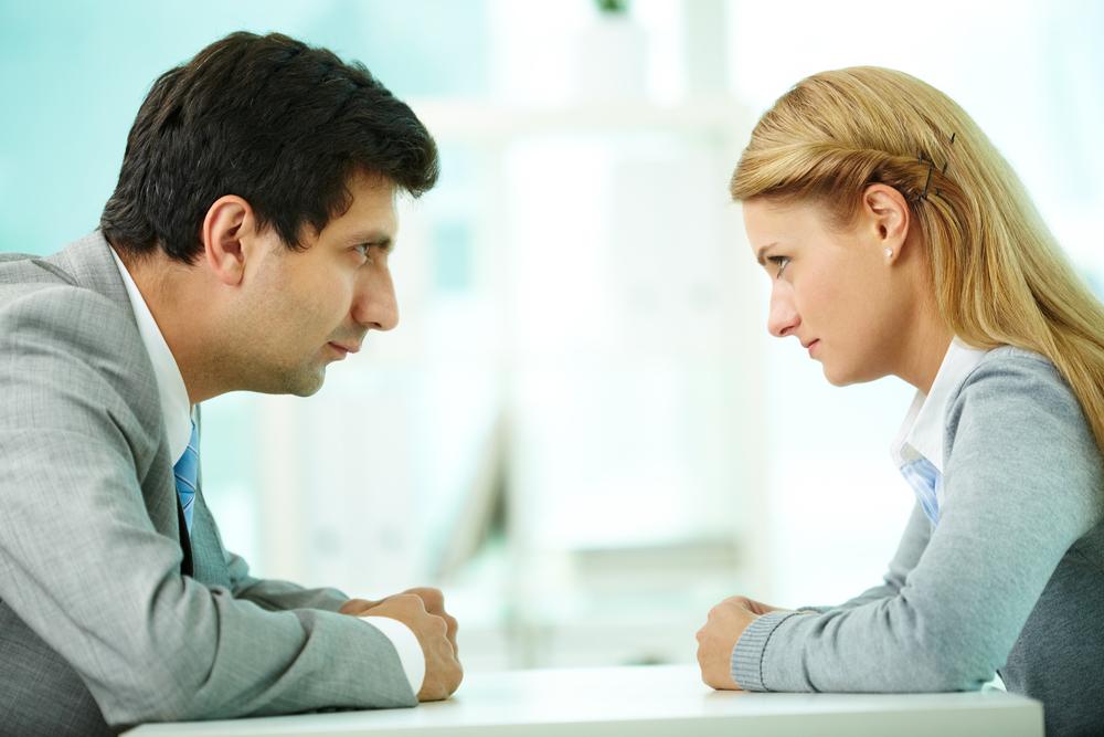 Business partner dispute