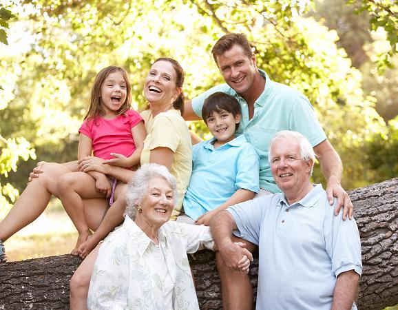 family without estate plan